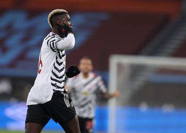Paul Pogba set to join exclusive Man United club with Ryan Giggs and Paul Scholes - Bóng Đá